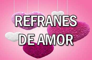 refranes de amor