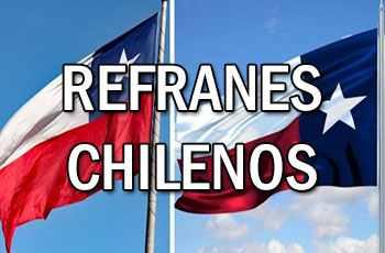 refranes chilenos principal